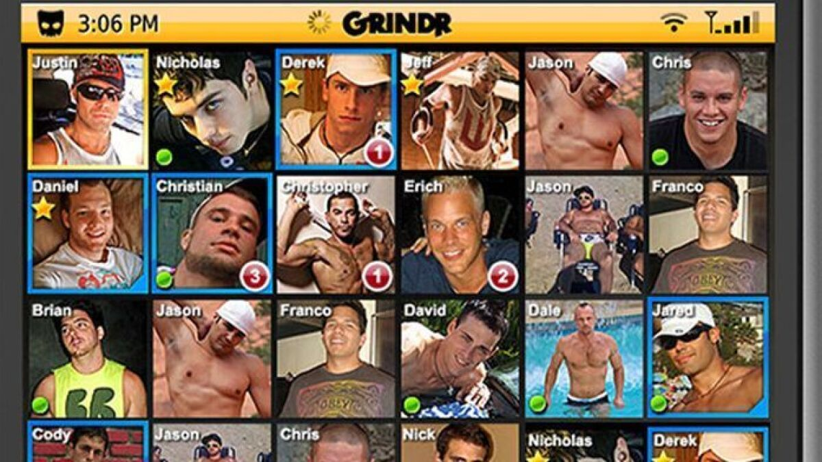 Gay Dating App Grindr Changes Its Policy Of Sharing Users Hiv Status With Outside Vendors Los Angeles Times