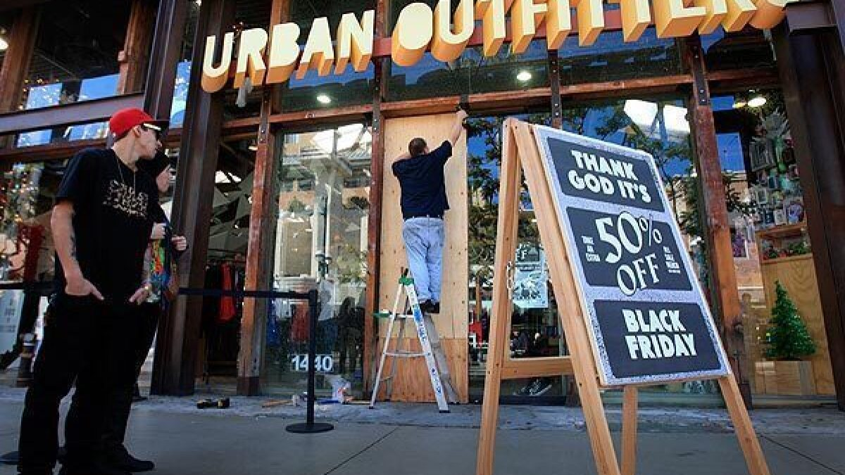 Don't miss Urban Outfitters Black Friday sale