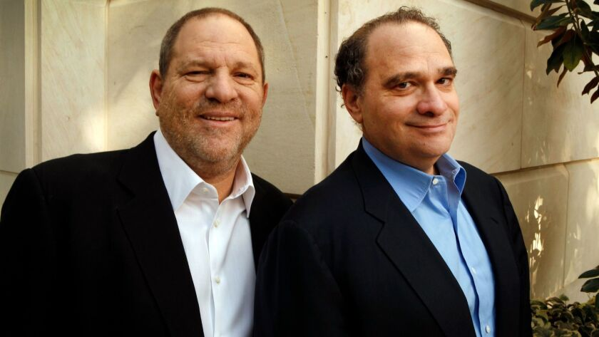 Weinstein Co  projects' fates: What's canceled and what's on