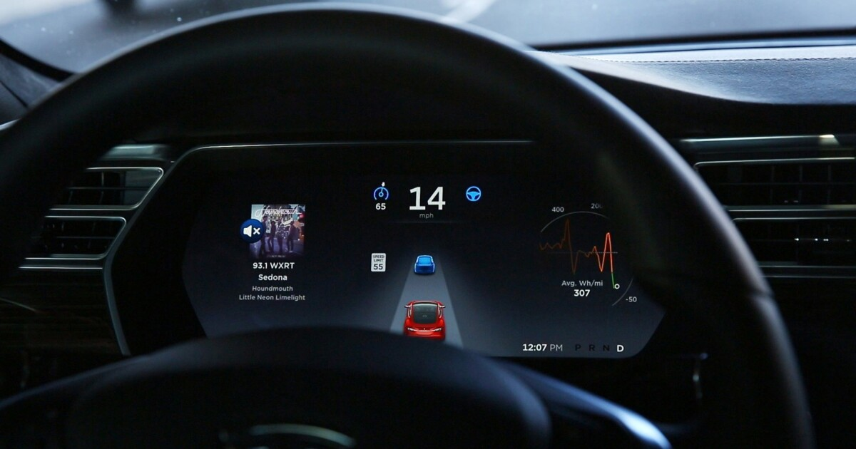 Tesla expands self-driving test -- to those it deems worthy