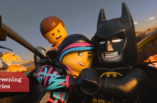 'The Lego Movie': 'Everything Is Awesome'