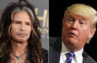 Steven Tyler to Trump: Stop playing 'Dream On' at the campaign rallies