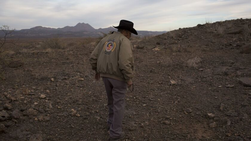 """Ray Stevens worked as a fire spotter in a Bureau of Indian Affairs plane in the '60s. He says when he noticed the spraying program on his flights and asked questions, he was told, """"You don't got to know what's being sprayed,"""""""
