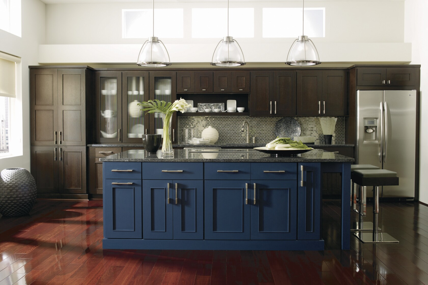 Kitchen Islands Are Getting Bigger Better And More Colorful