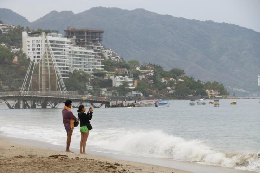 La tormenta tropical Juliette se forma en el Pacífico mexicano