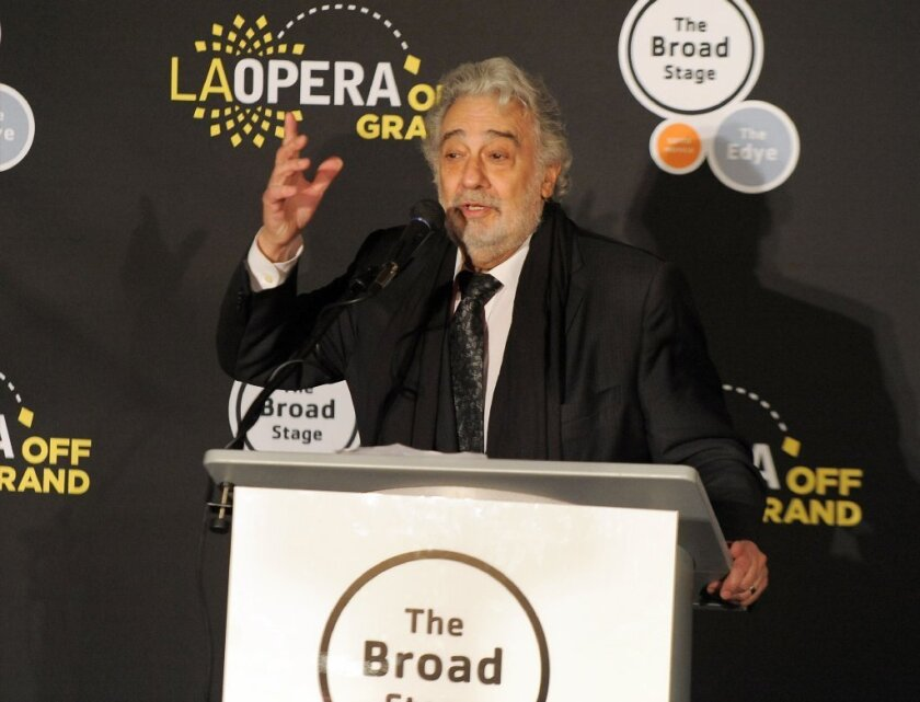 Commentary: What does a post-Plácido Domingo future look like for L.A. Opera and the L.A. Phil?