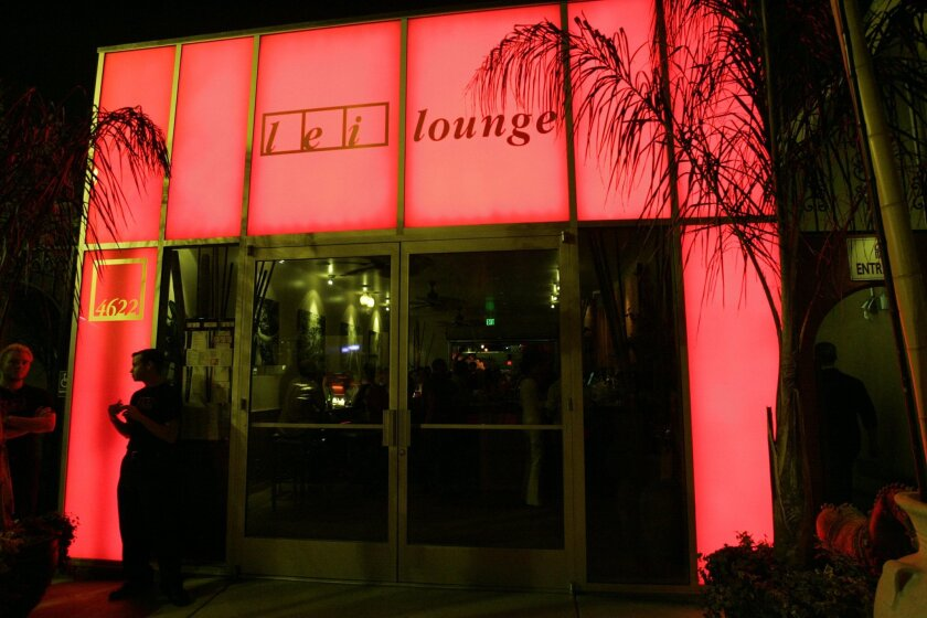 Two University Heights properties, Bourbon Street and Lei Lounge, have been shut down.