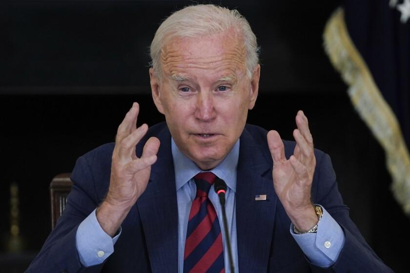 President Biden speaks
