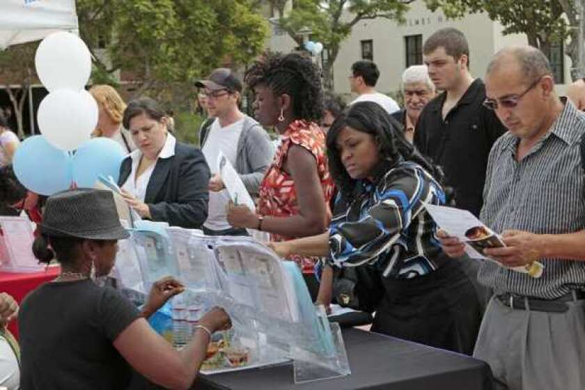 California unemployment rate drops to 10.2% in September