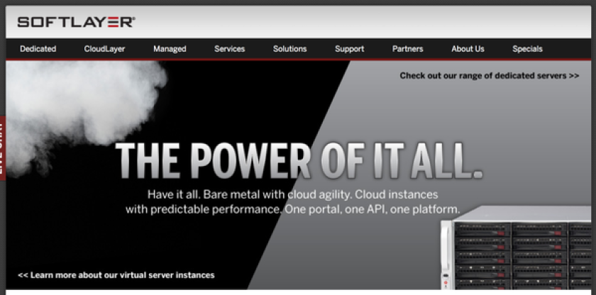 IBM will bolster its cloud services with the purchase of SoftLayer, announced Tuesday.