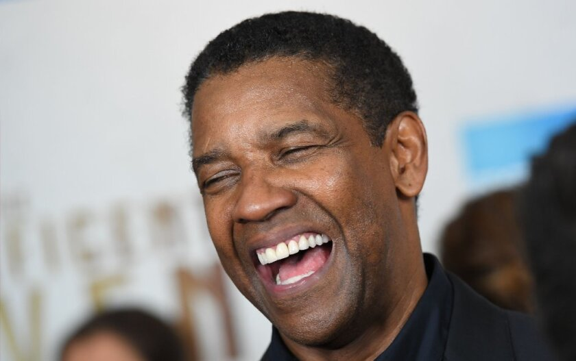"""Denzel Washington is a leading contender for an acting honor for his work in """"Fences,"""" which he also directed."""