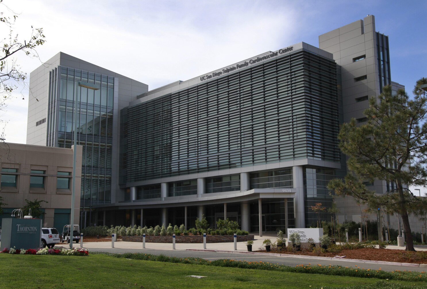 UC San Diego plans to build new hospital in Hillcrest - The