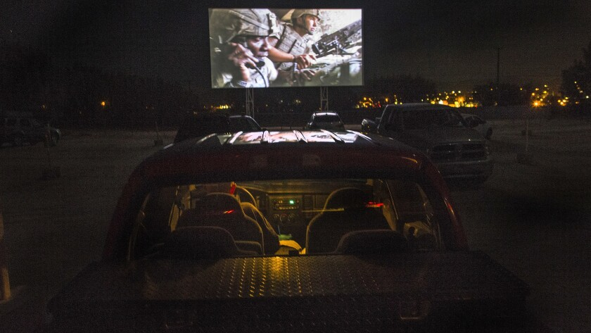 At the Military Film Festival, veterans are the target