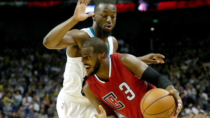 Chris Paul, Kemba Walker
