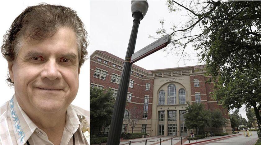 Former USC gynecologist Dr. George Tyndall