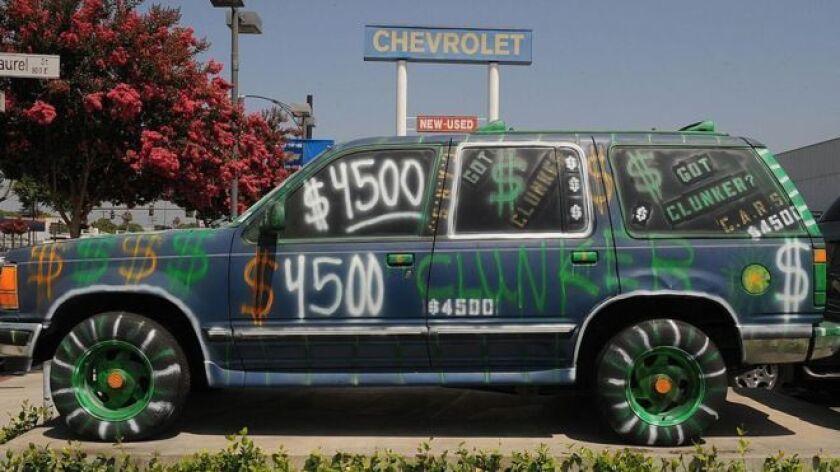 Los préstamos para compra de auto a personas con escasa capacidad de pago van en aumento.