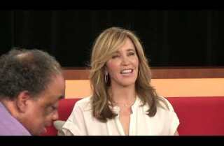 Felicity Huffman is totally down to play a Russian hooker on 'Shameless'