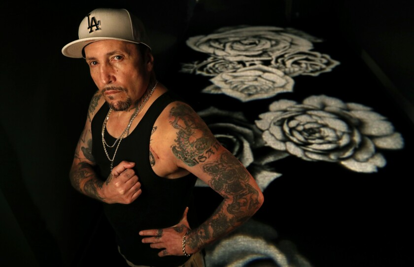 Tattoo You Freddy Negrete The Black And Gray Style And An L A Museum S New Interactive Exhibition Los Angeles Times