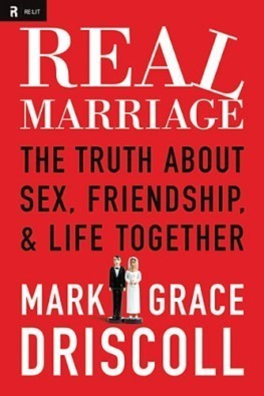 """""""Real Marriage"""" by Mark and Grace Driscoll made the bestseller lists after Mark Driscoll's church paid an estimated $210,000 to ResultSource Inc. to get there, according to a document obtained by World Magazine."""