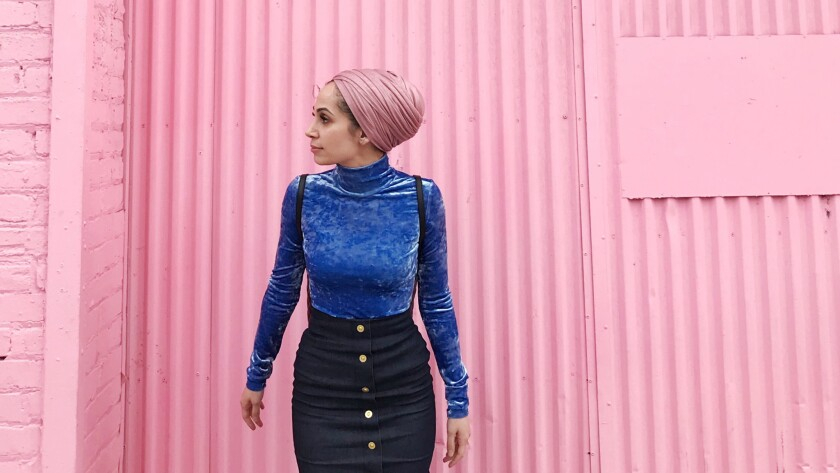 Los Angeles' Tahereh Mafi made the longlist for the National Book Award for Young People's Literature for the first time. Ten titles are in contention for the 2018 prize.