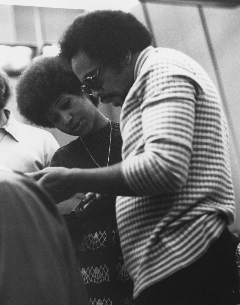 Aretha And Quincy