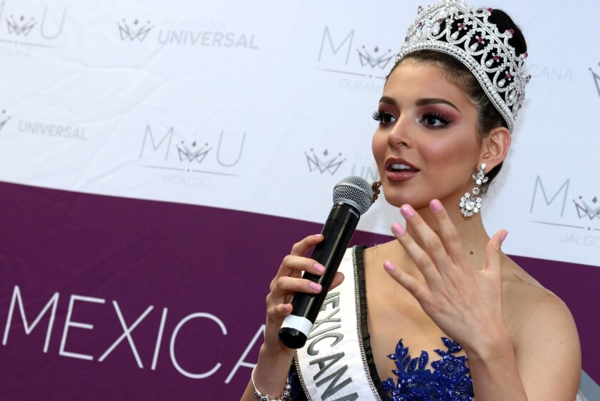 Cambios en Miss Universo México
