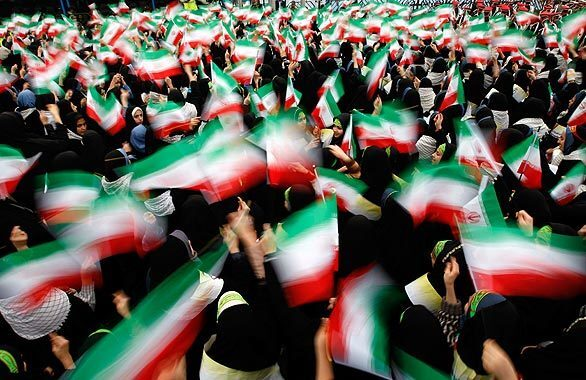 30th anniversary of 1979 Islamic revolution in Iran