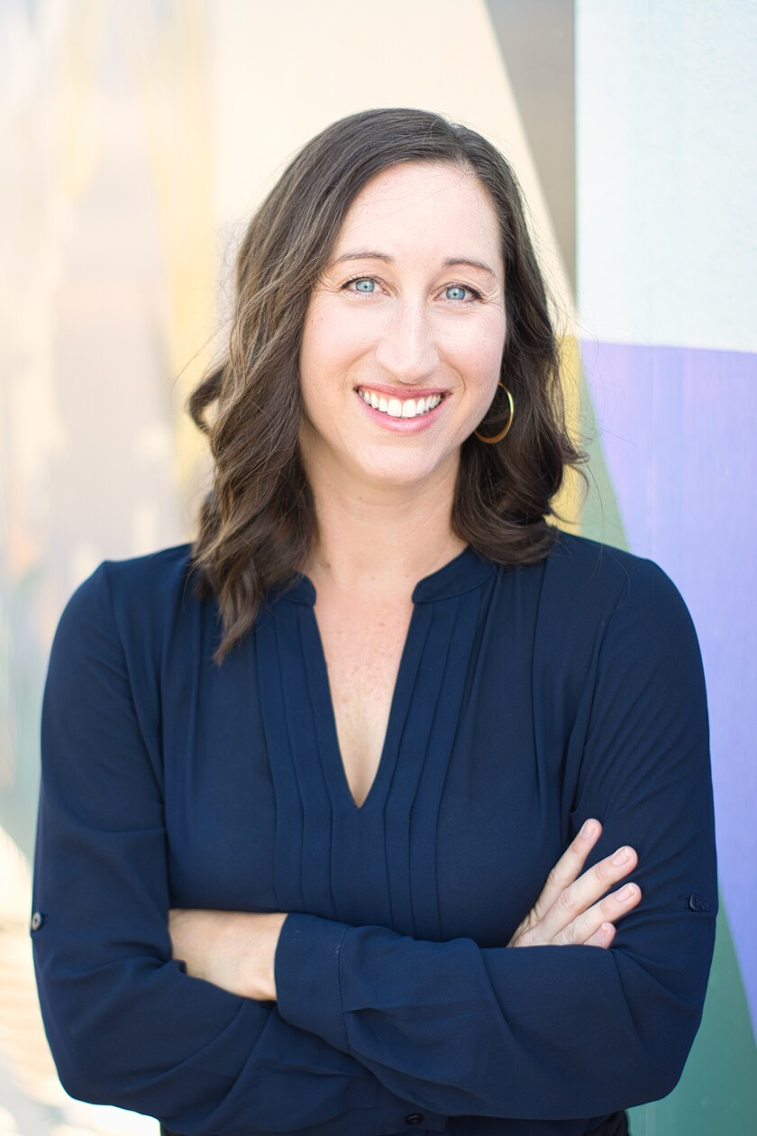 Lauren Lockhart has been named the new executive director of the La Jolla Historical Society.