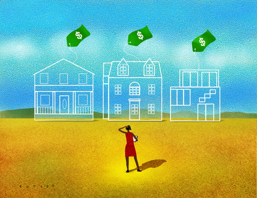 When shopping for real estate, finding comparable properties can be a tall task in some of L.A.'s most desirable neighborhoods.
