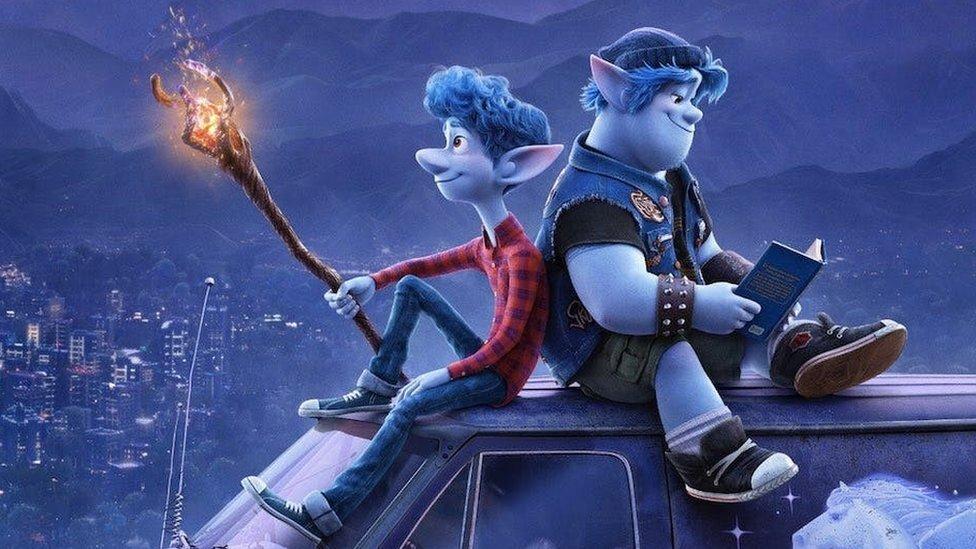 Pixar original films 'Soul' and 'Onward' previewed at D23 Expo