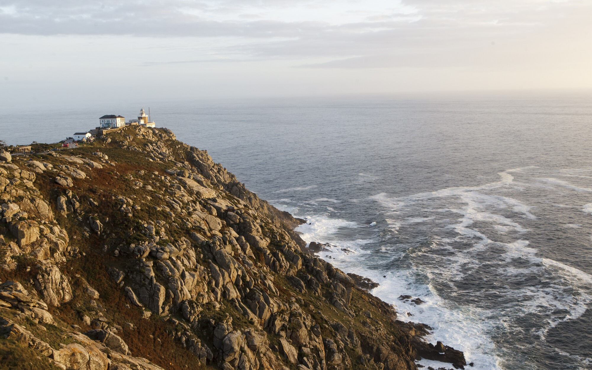 Finding peace and harmony at the 'End of the Earth' - Los Angeles Times