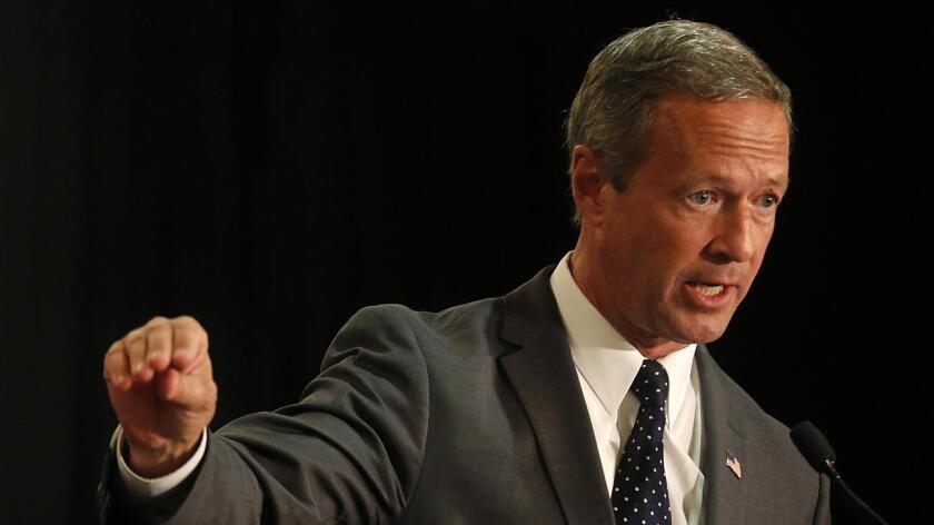 No es nuevo que el candidato demócrata hable a favor de los inmigrantes ya que como gobernador impulsó una versión del Dream Act., en Maryland, su estado.