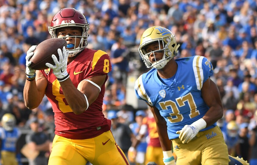 College football Week 13 picks: Go with USC over UCLA