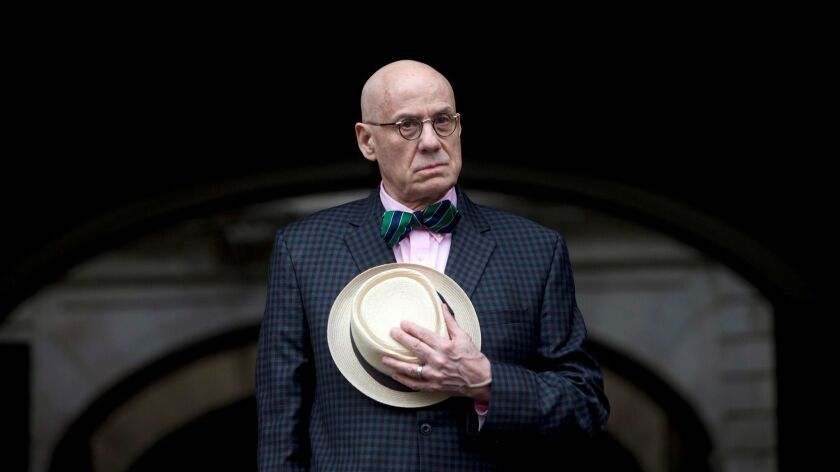 "Author James Ellroy will discuss ""L.A. Confidential"" after a screening of the film."