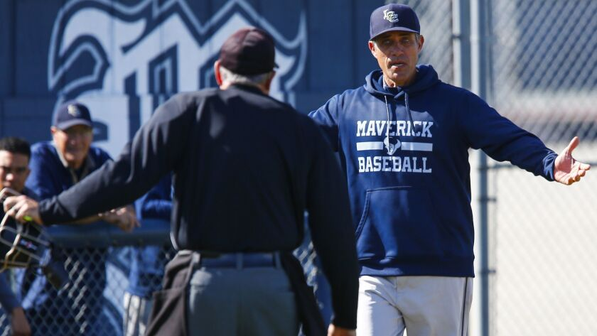 After 23 seasons, LCC coach Justin Machado says he has no plans to step down.