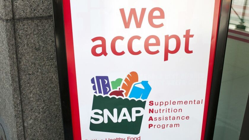 50-something food stamp recipients could face tough job search under proposed rules
