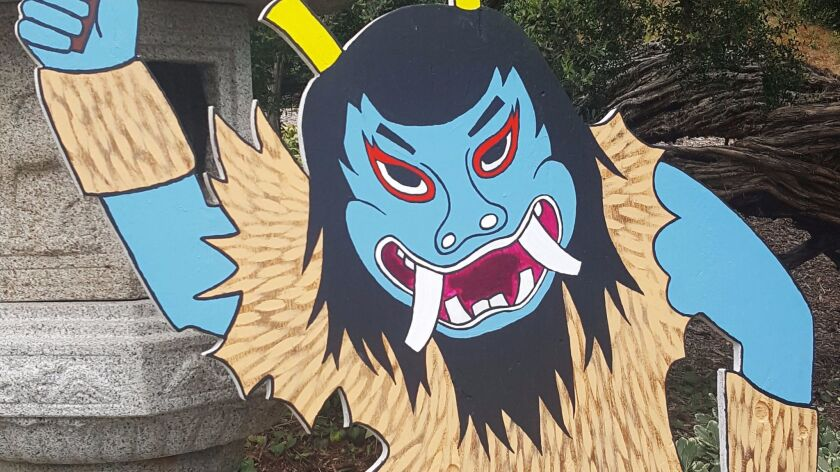 The Japanese Friendship Garden is, for the second year, hosting a Japanese Pop Culture Party, themed this year around yokai — the menagerie of mythical creatures legendary in Japanese folk culture.
