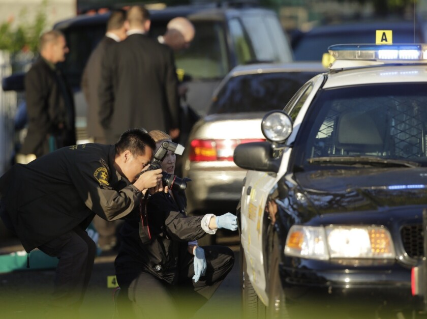 Fatal shooting by deputy in South L.A.