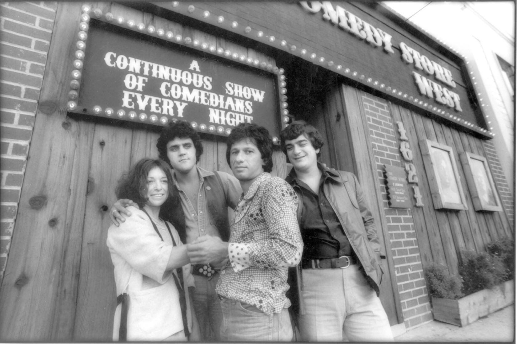 Mitzi Shore's Comedy Store legacy was inked long ago, as