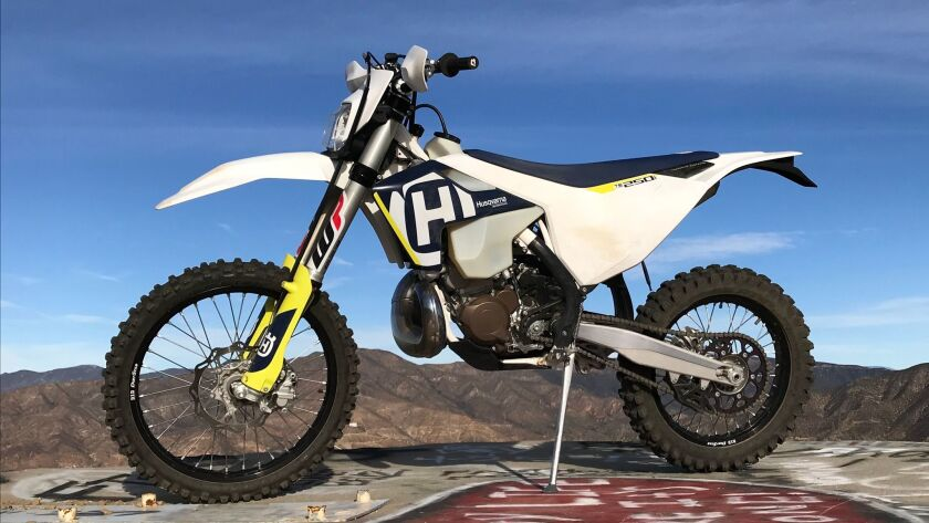 Review: Is this the future of dirt bikes? Husqvarna's fuel