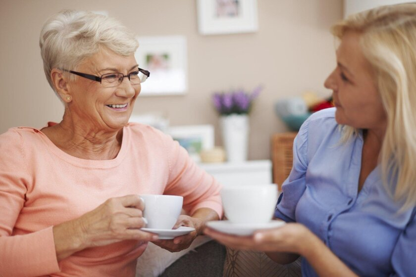 Spending face time with loved ones is more effective than phone or written contact in warding off depression in older adults, a U.S. study seems to show.