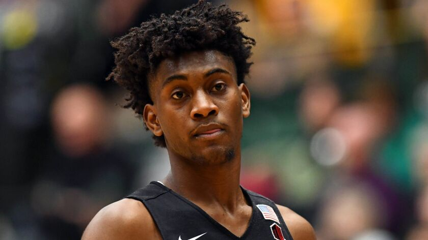 SDSU forward Jalen McDaniels must decide by Wednesday whether he wants to return to school or remain in the NBA Draft.