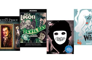 Envelope: Critic's Pick with Kenneth Turan : Movies for Halloween
