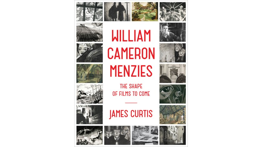 'William Cameron Menzies: The Shape of Films to Come'
