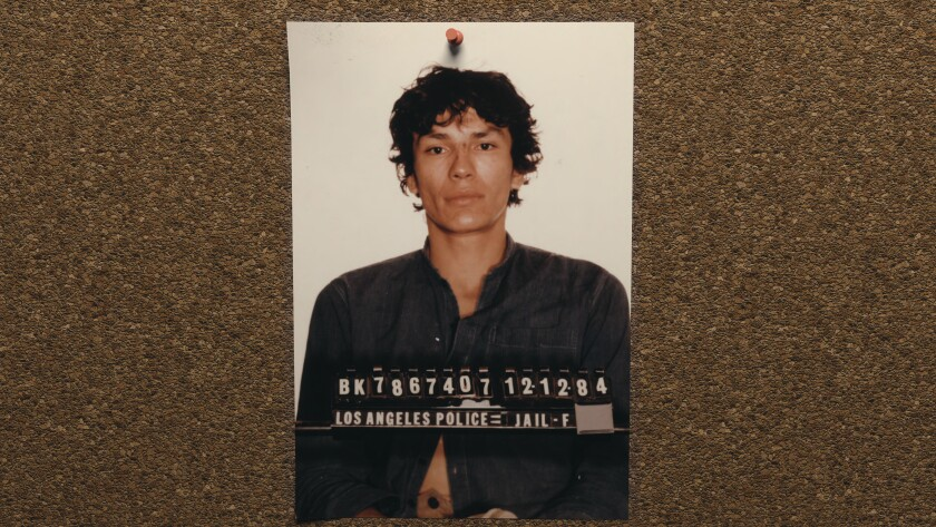 """A photograph of Richard Ramirez from the new docuseries """"Night Stalker: The Hunt for a Serial Killer."""""""