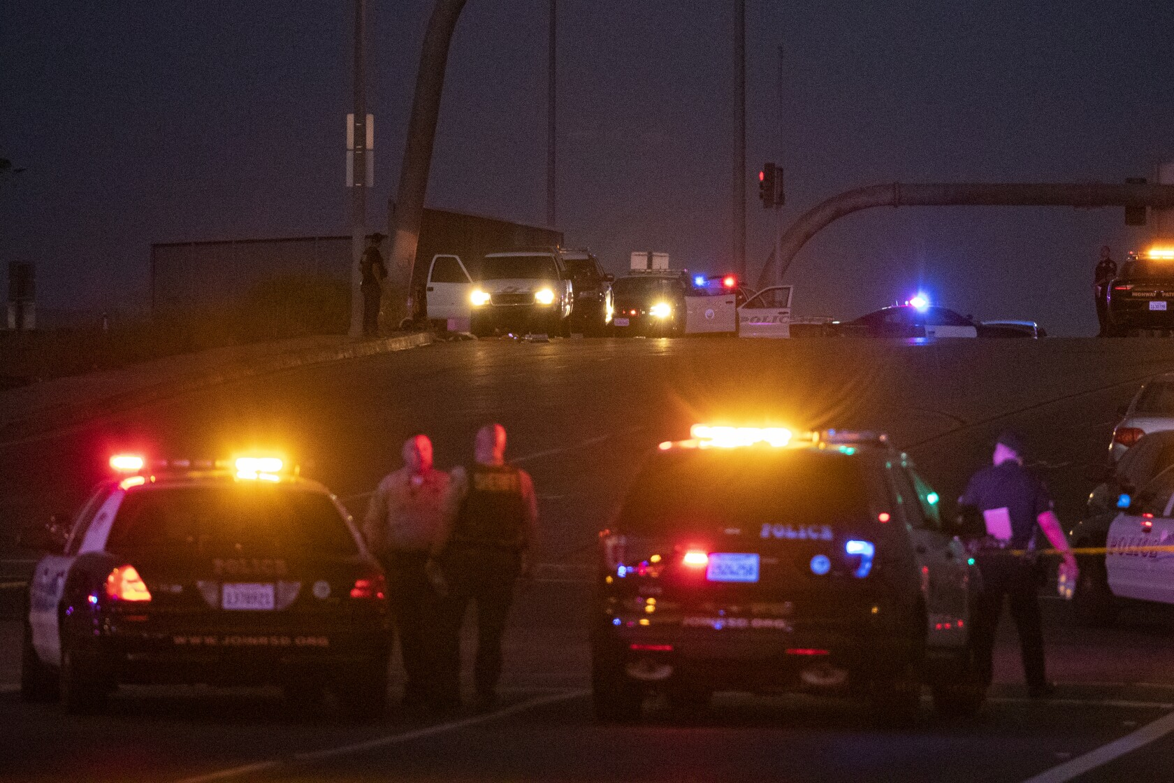 Riverside traffic stop led to fatal shooting of CHP officer