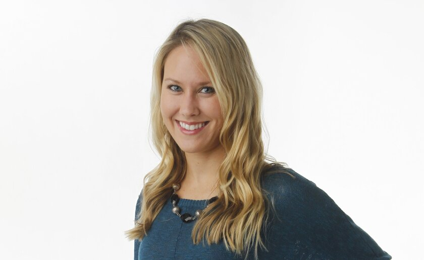 Sarah Christenson, founder of Sunsational Swim School based in San Diego.
