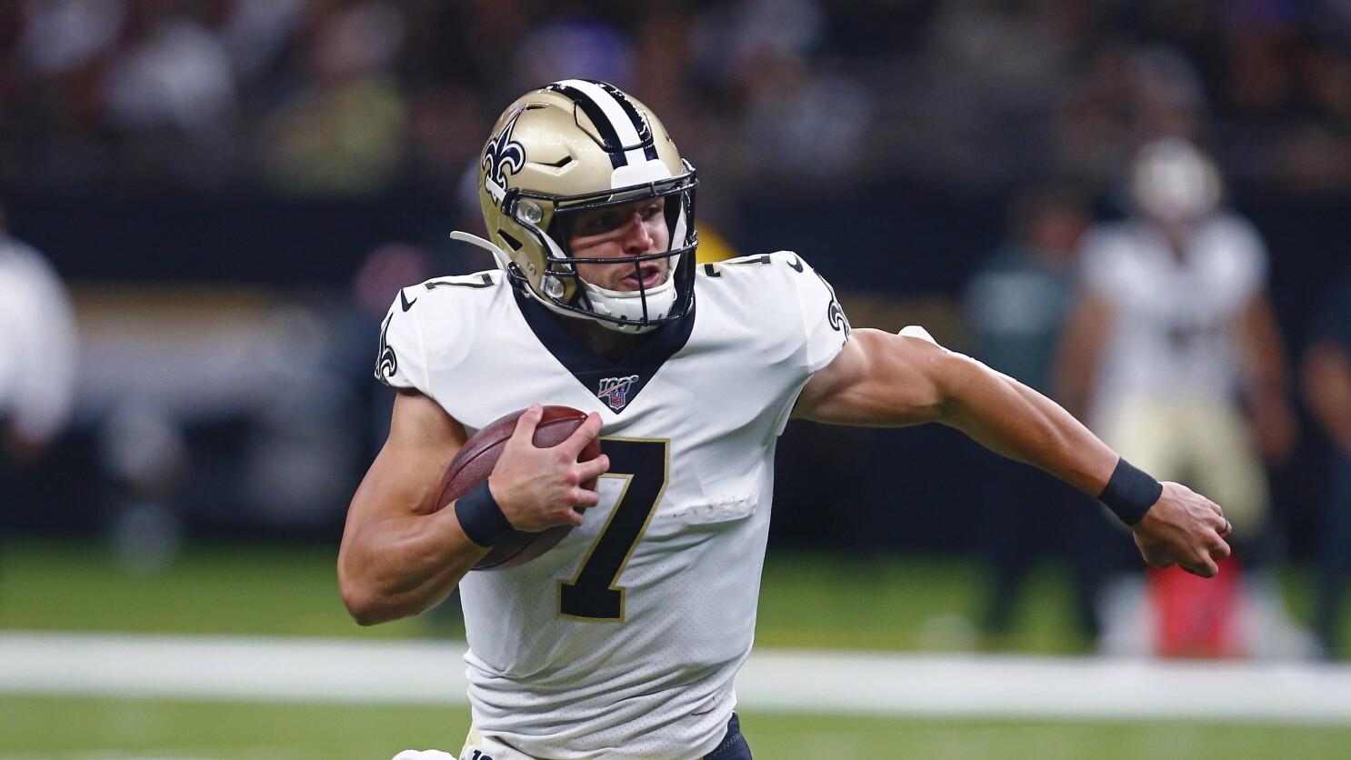 Saints' Taysom Hill is a do-it-all quarterback