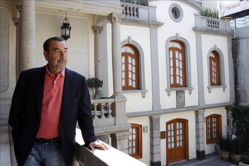 El cineasta español José Luis Garci. EFE/Archivo