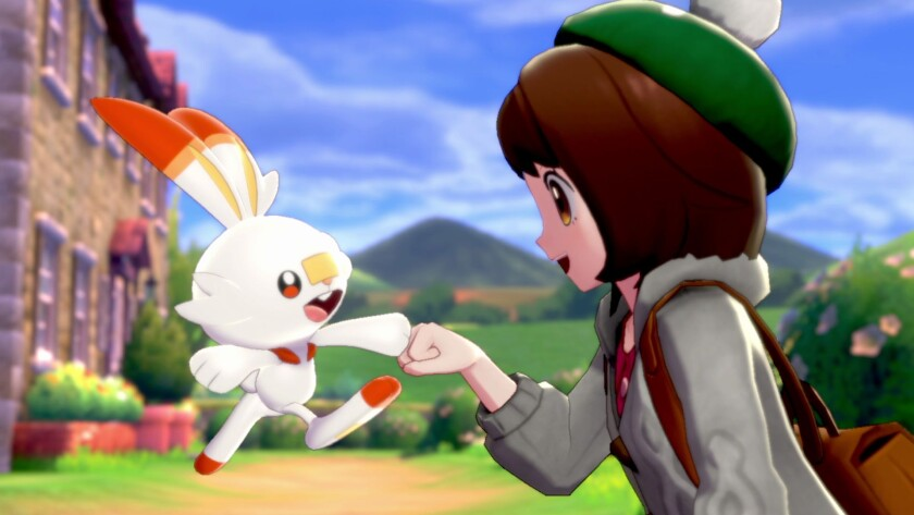 """The new """"Sword"""" and """"Shield"""" games further flesh out the worlds of """"Pokémon."""""""